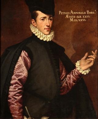 1576 Bartolomeo Passarotti - Pietro Annibale Bargellini
